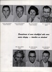 Page 12, 1962 Edition, Grand County High School - Mograndah Yearbook (Moab, UT) online yearbook collection