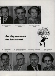 Page 13, 1962 Edition, Grand County High School - Mograndah Yearbook (Moab, UT) online yearbook collection