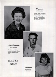 Page 16, 1962 Edition, Grand County High School - Mograndah Yearbook (Moab, UT) online yearbook collection