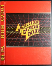 1985 Edition, Logan High School - Amphion Yearbook (Logan, UT)
