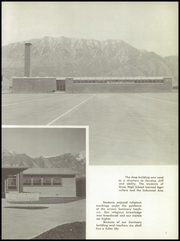 Page 11, 1957 Edition, Orem High School - Tigerama Yearbook (Orem, UT) online yearbook collection