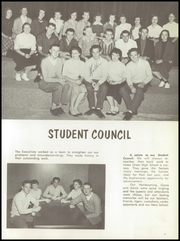 Page 13, 1957 Edition, Orem High School - Tigerama Yearbook (Orem, UT) online yearbook collection