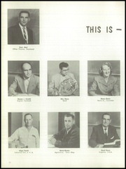 Page 16, 1957 Edition, Orem High School - Tigerama Yearbook (Orem, UT) online yearbook collection