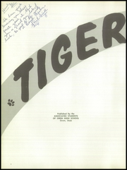 Page 6, 1957 Edition, Orem High School - Tigerama Yearbook (Orem, UT) online yearbook collection