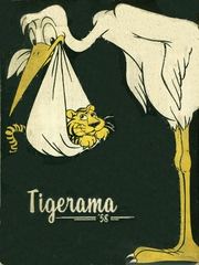 Page 1, 1958 Edition, Orem High School - Tigerama Yearbook (Orem, UT) online yearbook collection