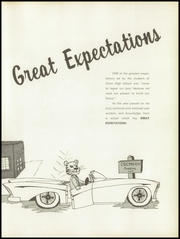 Page 5, 1958 Edition, Orem High School - Tigerama Yearbook (Orem, UT) online yearbook collection