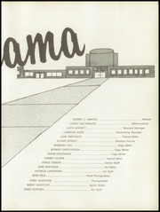 Page 7, 1958 Edition, Orem High School - Tigerama Yearbook (Orem, UT) online yearbook collection