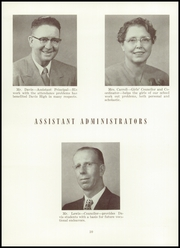 Page 14, 1954 Edition, Davis High School - D Book Yearbook (Kaysville, UT) online yearbook collection