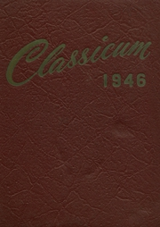 Page 1, 1946 Edition, Ogden High School - Classicum Yearbook (Ogden, UT) online yearbook collection