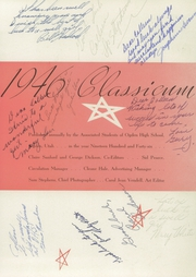 Page 5, 1946 Edition, Ogden High School - Classicum Yearbook (Ogden, UT) online yearbook collection
