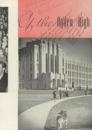Page 7, 1946 Edition, Ogden High School - Classicum Yearbook (Ogden, UT) online yearbook collection