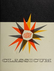 Page 1, 1957 Edition, Ogden High School - Classicum Yearbook (Ogden, UT) online yearbook collection