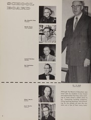Page 10, 1957 Edition, Ogden High School - Classicum Yearbook (Ogden, UT) online yearbook collection