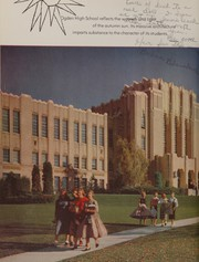 Page 12, 1957 Edition, Ogden High School - Classicum Yearbook (Ogden, UT) online yearbook collection
