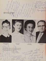 Page 6, 1957 Edition, Ogden High School - Classicum Yearbook (Ogden, UT) online yearbook collection