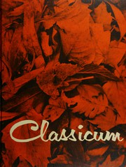 Page 1, 1958 Edition, Ogden High School - Classicum Yearbook (Ogden, UT) online yearbook collection