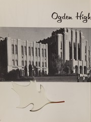 Page 6, 1958 Edition, Ogden High School - Classicum Yearbook (Ogden, UT) online yearbook collection
