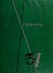 1954 Edition, Olympus High School - Odyssey Yearbook (Salt Lake City, UT)