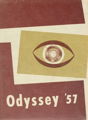 1957 Edition, Olympus High School - Odyssey Yearbook (Salt Lake City, UT)
