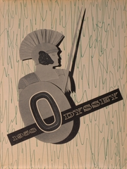 1958 Edition, Olympus High School - Odyssey Yearbook (Salt Lake City, UT)