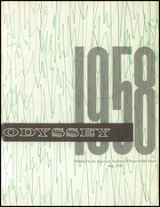 Page 9, 1958 Edition, Olympus High School - Odyssey Yearbook (Salt Lake City, UT) online yearbook collection