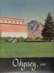 1959 Edition, Olympus High School - Odyssey Yearbook (Salt Lake City, UT)