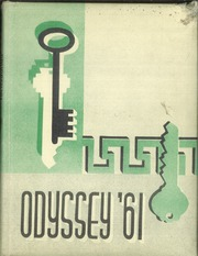 1961 Edition, Olympus High School - Odyssey Yearbook (Salt Lake City, UT)