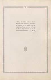 Page 7, 1923 Edition, Provo High School - Provost Yearbook (Provo, UT) online yearbook collection