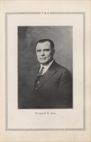 Page 9, 1923 Edition, Provo High School - Provost Yearbook (Provo, UT) online yearbook collection