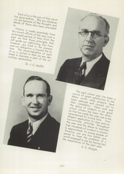 Page 13, 1942 Edition, Provo High School - Provost Yearbook (Provo, UT) online yearbook collection