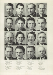 Page 15, 1942 Edition, Provo High School - Provost Yearbook (Provo, UT) online yearbook collection