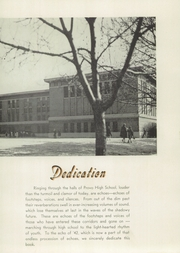 Page 7, 1942 Edition, Provo High School - Provost Yearbook (Provo, UT) online yearbook collection