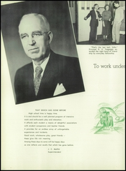 Page 16, 1951 Edition, Provo High School - Provost Yearbook (Provo, UT) online yearbook collection