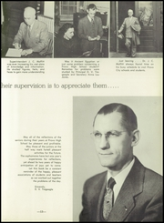 Page 17, 1951 Edition, Provo High School - Provost Yearbook (Provo, UT) online yearbook collection