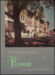 Page 7, 1951 Edition, Provo High School - Provost Yearbook (Provo, UT) online yearbook collection