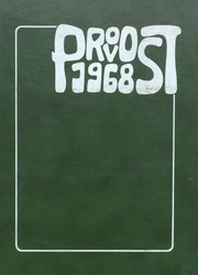 Page 1, 1968 Edition, Provo High School - Provost Yearbook (Provo, UT) online yearbook collection