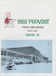 Page 5, 1968 Edition, Provo High School - Provost Yearbook (Provo, UT) online yearbook collection