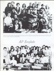 Page 157, 1980 Edition, Provo High School - Provost Yearbook (Provo, UT) online yearbook collection
