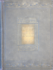 1927 Edition, Cyprus High School - Blue and Gold Yearbook (Magna, UT)