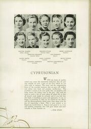 Page 10, 1936 Edition, Cyprus High School - Blue and Gold Yearbook (Magna, UT) online yearbook collection