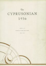 Page 7, 1936 Edition, Cyprus High School - Blue and Gold Yearbook (Magna, UT) online yearbook collection