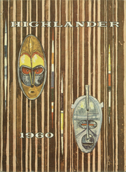 Page 1, 1960 Edition, Highland High School - Highlander Yearbook (Salt Lake City, UT) online yearbook collection