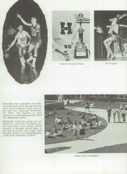 Page 14, 1960 Edition, Highland High School - Highlander Yearbook (Salt Lake City, UT) online yearbook collection