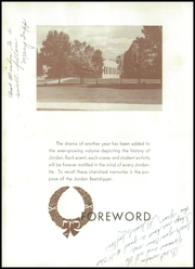 Page 6, 1941 Edition, Jordan High School - Beetdigger Yearbook (Sandy, UT) online yearbook collection
