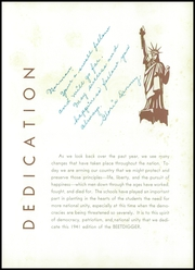 Page 7, 1941 Edition, Jordan High School - Beetdigger Yearbook (Sandy, UT) online yearbook collection