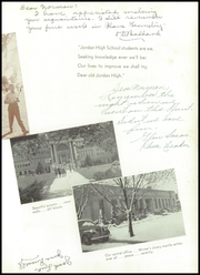Page 9, 1941 Edition, Jordan High School - Beetdigger Yearbook (Sandy, UT) online yearbook collection