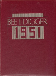 Page 1, 1951 Edition, Jordan High School - Beetdigger Yearbook (Sandy, UT) online yearbook collection