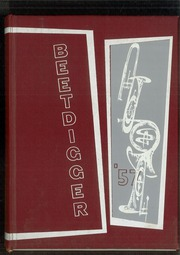 Page 1, 1957 Edition, Jordan High School - Beetdigger Yearbook (Sandy, UT) online yearbook collection