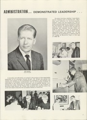 Page 15, 1969 Edition, Bountiful High School - Legend Yearbook (Bountiful, UT) online yearbook collection
