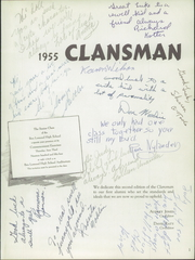 Page 5, 1955 Edition, Ben Lomond High School - Clansman Yearbook (Ogden, UT) online yearbook collection
